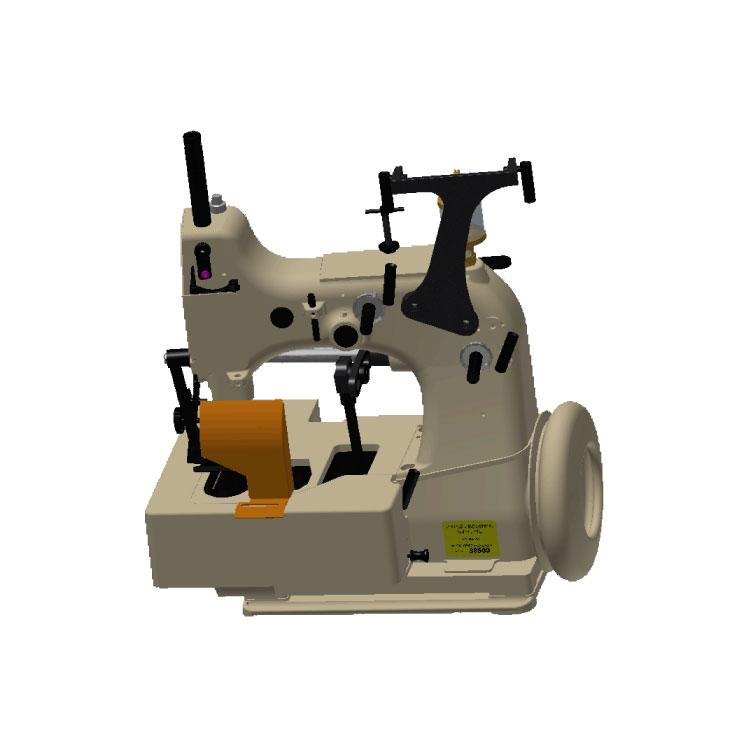 Model 38500 Butt-Seamer