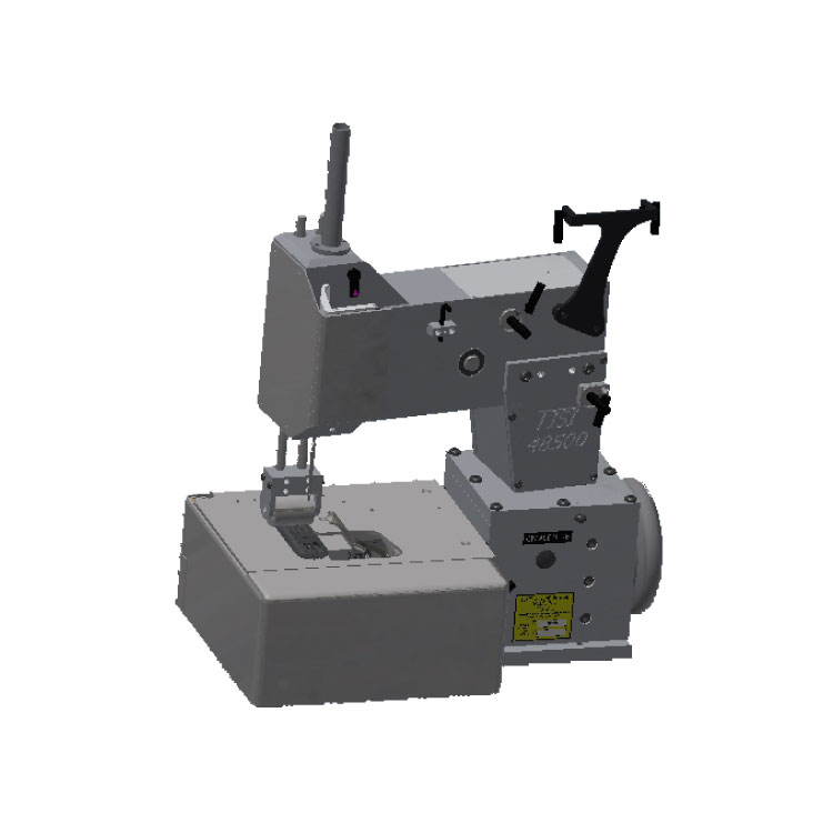 Model 48500 Butt-Seamer