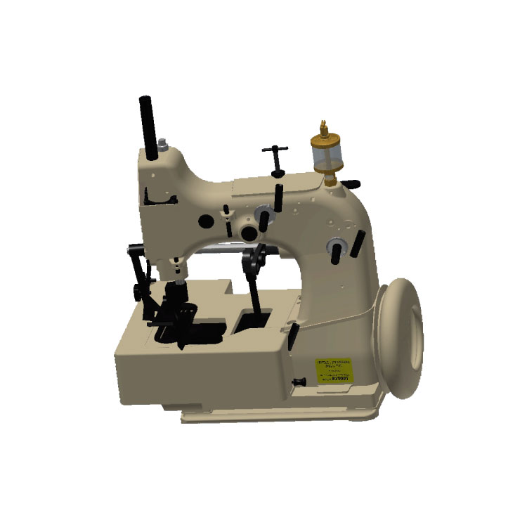 Model 81500T Butt-Seamer